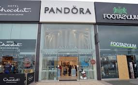 does pandora open in teesside park