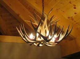 How To Make Deer Antler Chandelier Real Antler Chandeliers Elk 12 Antler Chandelier Elk 9 Antler