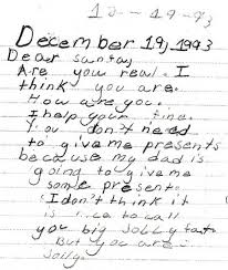 the 30 funniest letters to santa from kids of all time of all
