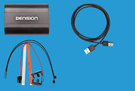 dab adapter for biler med usb inngang dension dab u