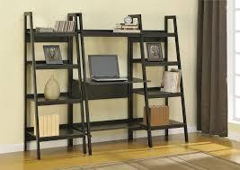 Red Ladder Bookcase by Brown Ladder Bookshelf Artenzo