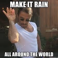Make It Rain Meme - salt bae make it rain meme generator