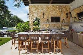 Outdoor Kitchen Furniture by Coral Gables Florida Kalamazoo Outdoor Gourmet