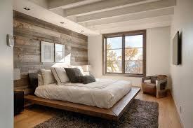 chambre en bois designs de 20 chambres avec des murs en bois designdemaison