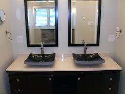 sinks vessel sink glass combo sinks pedestal bowl pedestal sink