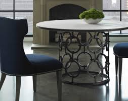 Lillian August Dining Tables Seaton Dining Table With Top Lillian August Luxe Home