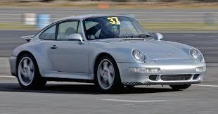 silver porsche carrera file silver porsche 993 carrera racing jpg wikimedia commons