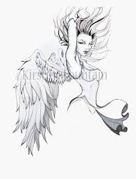 sitting angel fantasy tattoo design in 2017 real photo pictures