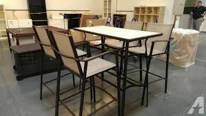 Tall Patio Tables Ikea Bistro Table Cool Bar Top Kitchen Tables Indoor Bistro Table