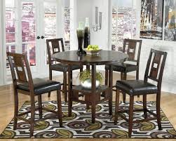 Best Dining For Smaller Spaces Images On Pinterest Dining - Hyland counter height dining room table with 4 24 barstools