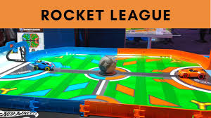 wheels world play table wheels rocket league sneak peek toy fair 2018 youtube