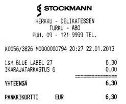 stockmann kuitti pinterest