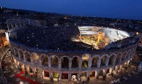 prices and seating plan arena di verona