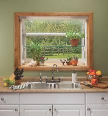 kitchen amusing kitchen bay window over sink kitchen window over