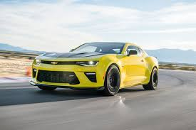 chevy camaro reviews 2017 chevrolet camaro v 6 1le and ss 1le and track review