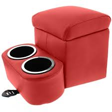 tall shorty bench seat cruiser console cup holders plus
