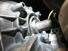 nissan maxima axle nut torque help 2007 ody intermediate axle seal leaking