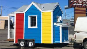 Mini House Design by La Puce U201cthe Chip U201d 8 U0027x12 U2032 Thow By Vivre En Mini Tiny House