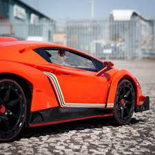 Lamborghini Veneno Red - lamborghini venero drive your very own remote control super car