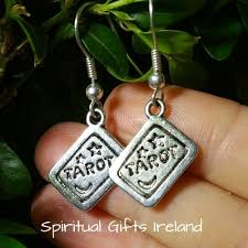 earrings online ireland buy tarot card earrings online archives spiritual gifts ireland
