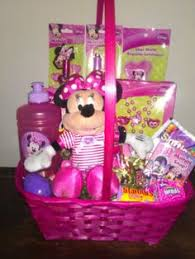 pre made easter baskets for babies the ultimate list of minnie mouse craft ideas mouse crafts
