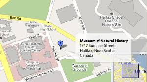 location u0026 map museum natural history