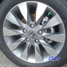 09 honda civic rims 2009 honda civic oem factory wheels and rims