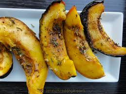 cooker rosemary acorn squash make healthy easy