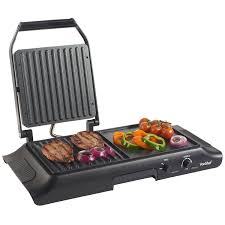 Toaster Press Vonshef 13 100 220 240 Volts 50 Hz Electric Grill Panini Press
