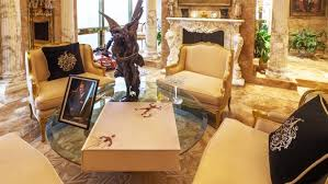 donald trump u0027s new york penthouse inside his trump tower home