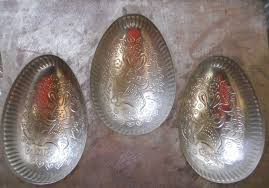 hollow chocolate egg mold 3 ways to make sugar easter eggs wikihow