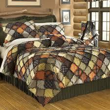 Woodland Duvet Woodland Patchwork Quilt