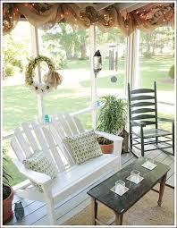 Outdoor Decorating Ideas by Burlap Ribbon Ideas