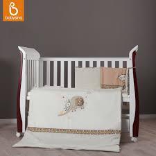 Elephant Nursery Bedding Sets by Soft Crib Bumper Pads Baby Crib Design Inspiration