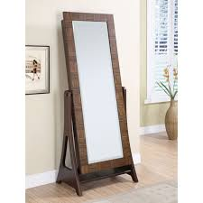 Jewellery Armoires Standing Mirror Jewelry Cabinet Mf Cabinets