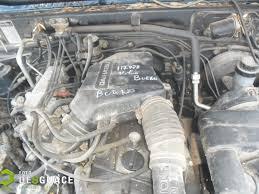 daihatsu rocky engine fotodesguace piezas de vehículos procedentes de desguace