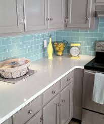 Decorative Kitchen Backsplash Tiles Glass Subway Tile Kitchen Thumb Sage Green Backsplash Tiles For
