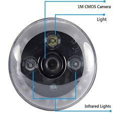 wifi camera light bulb socket nucam 720p light bulb hidden ip camera hd wifi night ir security