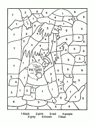 numbers coloring pages kindergarten color by number halloween fresh 3 numbers coloring pages for kids