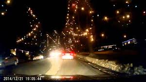 Christmas Tree Pictures 2014 A Drive Down Christmas Tree Lane Altadena Ca Youtube
