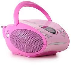 cd player für kinderzimmer lenco scd 24 portable radio cd player pink co uk audio