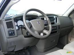 Dodge Ram Interior - 2007 dodge ram 1500 slt regular cab 4x4 interior photo 41458011