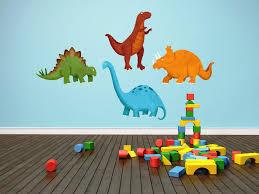 dinosaur wall sticker custom wall stickers gee with dinosaur wall sticker stickerscape uk