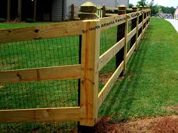 backyard fence north atlanta fence u0026 gate company inc