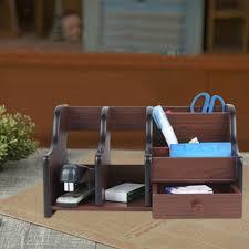 Wood Desk Organizer by Aliexpress Com Buy Nc Multifunction Wooden Home Office Desk