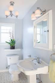 pedestal sink bathroom design ideas popular picture of cottage bathroom with pedestal sink and
