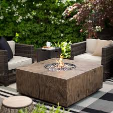 Ember Table Red Ember Stockton Fire Pit The Red Ember Stockton Fire Pit Will
