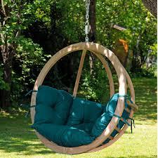 Hammock Swing With Stand Globo Hammock Swing Chair Green With Soft Cushion Hammock Town