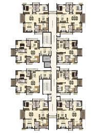 Typical Floor Plans Of Apartments New Flats For Sale In Hyderabad Accurate U0027s Layout U0026 Plans