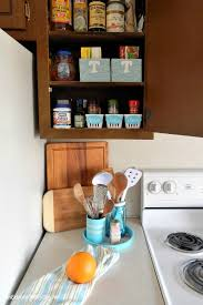 Kitchen Cabinet Organizer Ideas Chaotic Kitchen Cabinets Easy Terrific Organizer Ideas To Make